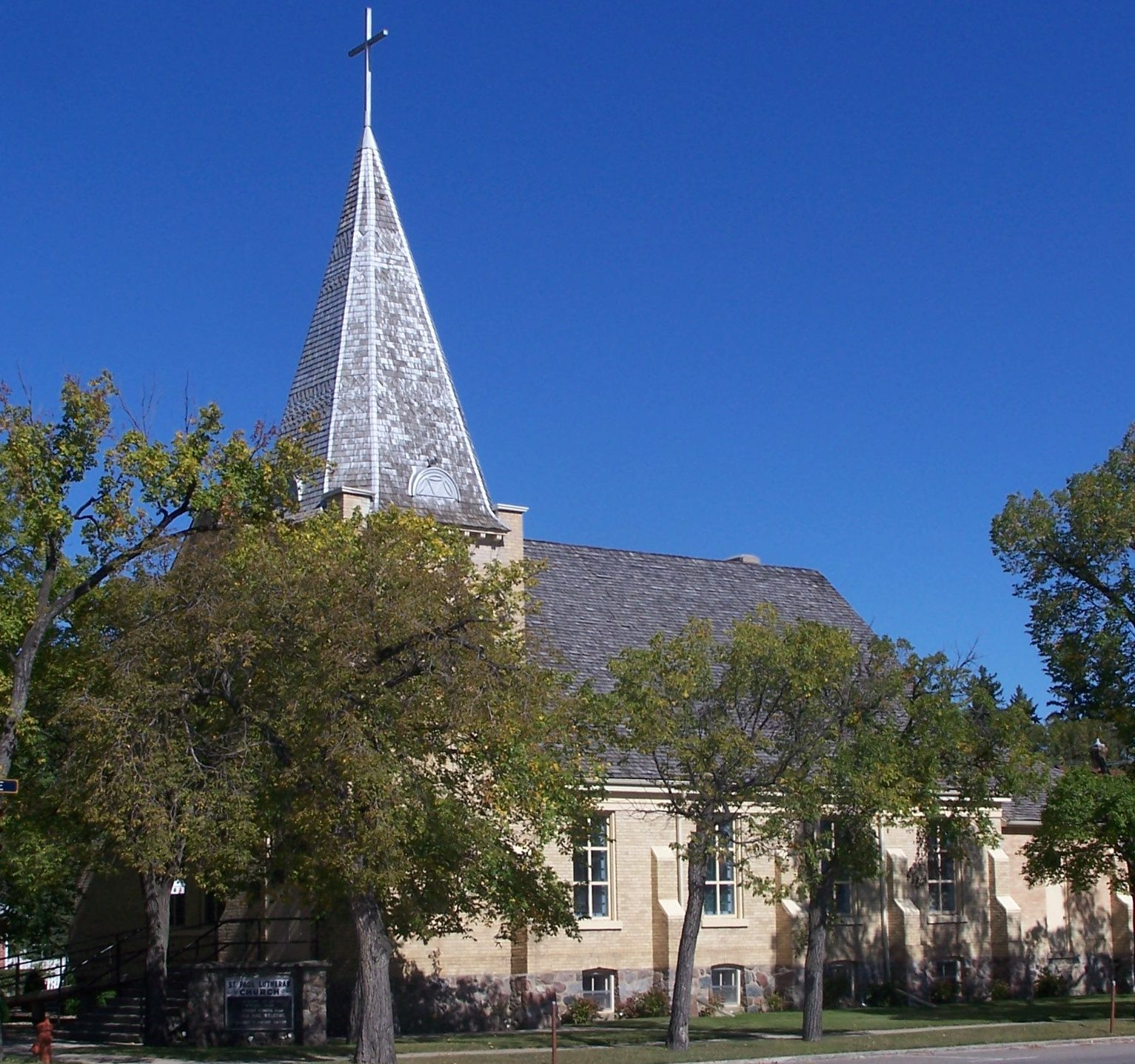 St. Paul Lutheran Church Yorkton